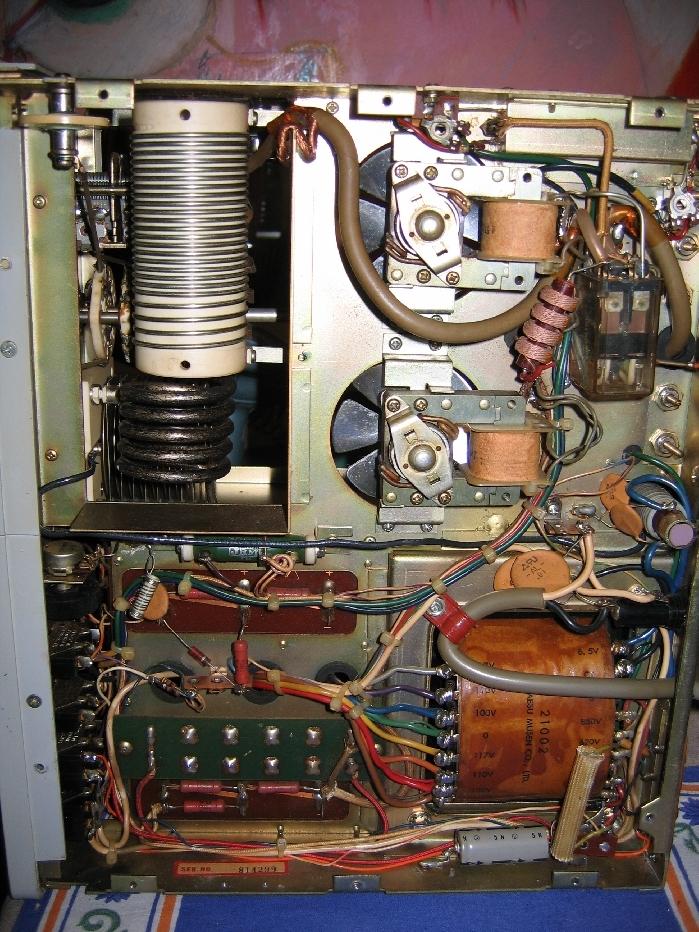 Ki6jjw fl 2100b amplifier for California 2100 amp