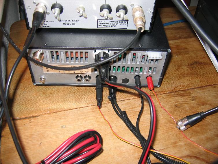 ki6jjw IC-718 rig interface